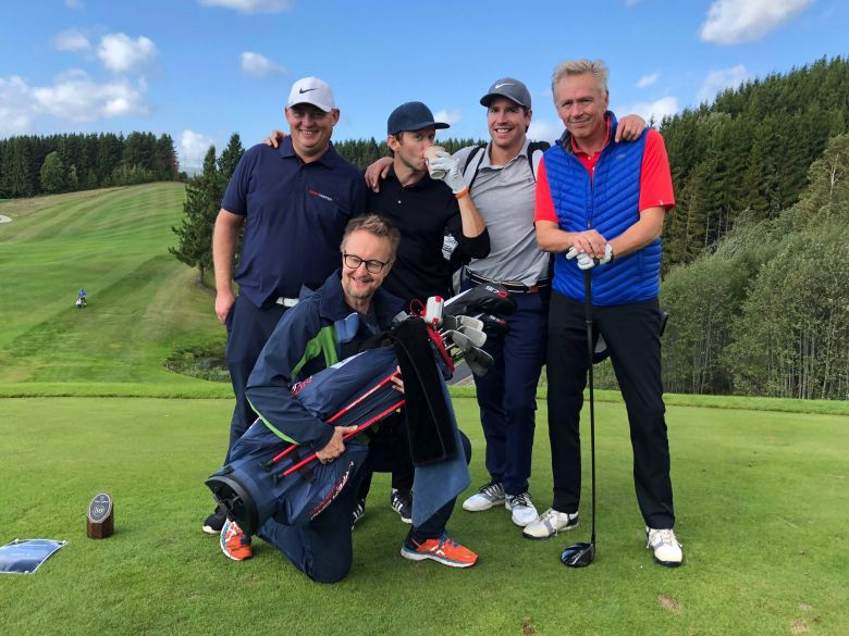 Golden Child Golfturnering